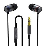 SOUNDMAGIC In Ear Monitor [E10] - Silver Black - Earphone Ear Monitor / Iem